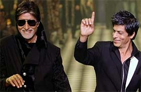SRK grew up wanting to be Big B!
