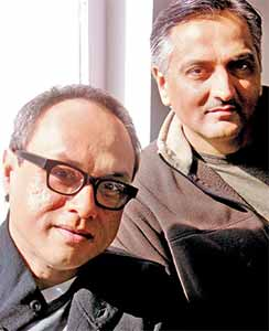 Duo designer Abraham and Thakore